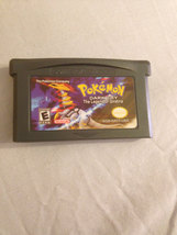 Pokemon Dark Cry The Legend of Girantina Fan Made Custom Game Boy Advanc... - $11.99
