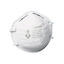 Shield Safety White (Standard Size) Particulate... - $52.42