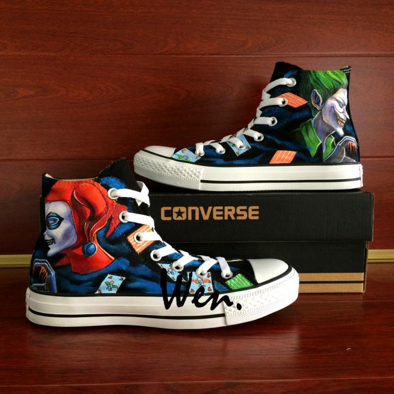 Img 1735. Img 1735. Previous. Men Women s Converse All Star Joker Harley  Quinn Design Hand Painted Shoes c8ef146da