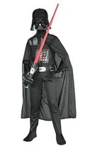 Star Wars Childs Darth Vader Costume Small and Medium - $18.45
