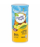 Crystal Light Lemon Iced Tea Drink Mix 6 Pitcher Packets - $13.39