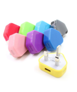 Random Color UK Plug Quick Wall Charger Travel Adapter Charger For Mobil... - $20.78