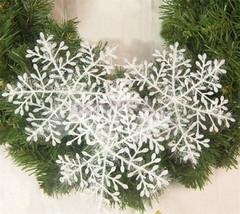 FREE SHIPPING Christmas Ornament 3pcs Window Christmas Decoration For Ho... - $7.13