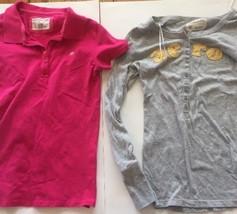 Two Women's Aeropostale XL Shirts - $11.64