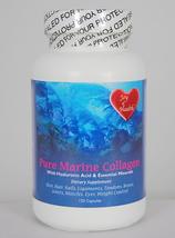Marine Collagen With Hyaluronic Acid & Essential Minerals  Skin*Hair*Nails*Bones - $29.95