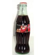 1997 Christmas Santa Claus Coke Coca Cola Bottl... - $29.95