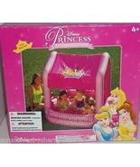Disney Store Princess Canopy Swimming Pool Kid Cinderella Belle Sleeping Beauty  - $129.95
