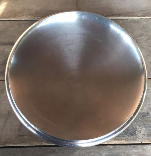 """Revere Ware Lid Only Replacement Inside Lip  7 3/4"""" Overall size 8 3/8"""" Vintage"""