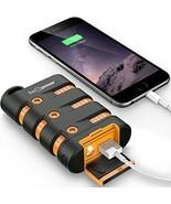 FosPower PowerActive 10200 MAh Power Bank - 2.1A USB Output [Water/Shoc... - $47.08