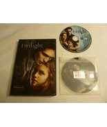 Twilight (DVD, 2009, Limited Retail Exclusive) + Eclipse - $5.45