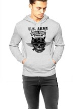US Army Special Forces Hoodie De Oppresso Liber Delta Force Airborne Gra... - $49.99