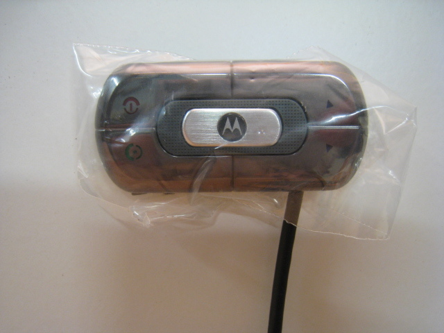 Primary image for Control Panel for Motorola T603 (also T605) - new, original - part # SYN3095A