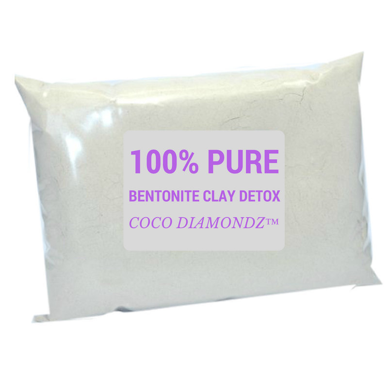 Stunning organic facemask luxury hand crafted bentonite clay detox by Coco Diamo