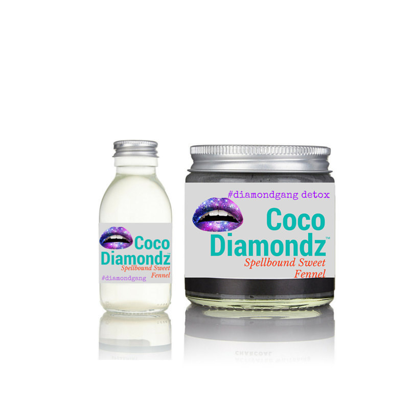 Spellbound Sweet Fennel Organic Hand crafted Combo Deal - Natural coconut oil pu