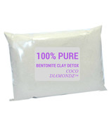 Vegan detox 100% pure luxury bentonite clay detox aztec healing clay by ... - $9.00