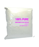 100% pure natural face mask luxury hand crafted bentonite clay detox by ... - $21.00