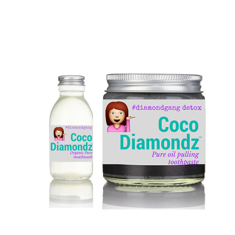 Pure Coconut Organic Hand crafted Combo Deal - Natural teeth whitener coconut oi