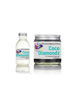 HANDCRAFTED COMBO - Activated charcoal + Swishing Coconut oil pulling to... - $27.00