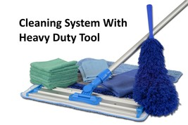 """18"""" Commercial Quality Telescoping Microfiber M... - $52.95"""