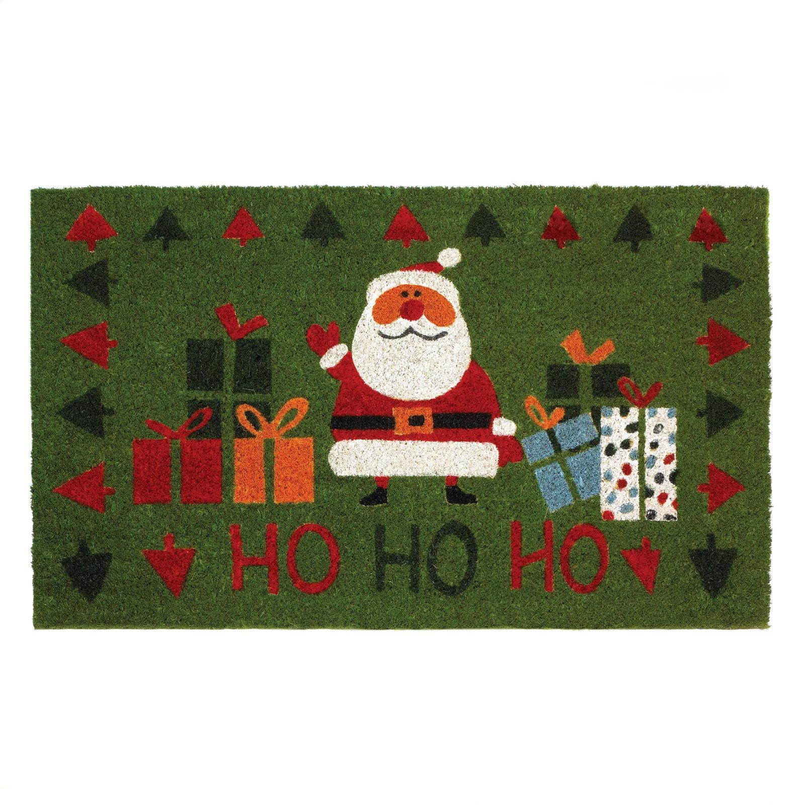 Santa Welcome Mat 17671 Yard Decor