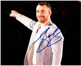 SAM SMITH  Authentic Autographed Signed 8X10 Photo w/Certificate - 27185 - $65.00