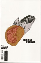 DC Doom Patrol #1 Young Animal Gerard Way Nick Derington - $2.95