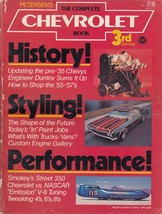 The Complete Chevrolet Book 3rd Edition (1973) Petersen Sc - $9.89