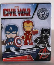 Marvel Captain America Civil War Mystery Minis Bobble Head  - $4.95