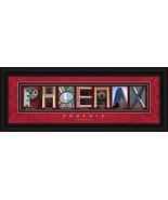 Phoenix, Arizona 8 x 20 Framed Destination Letter Art Print - $39.95