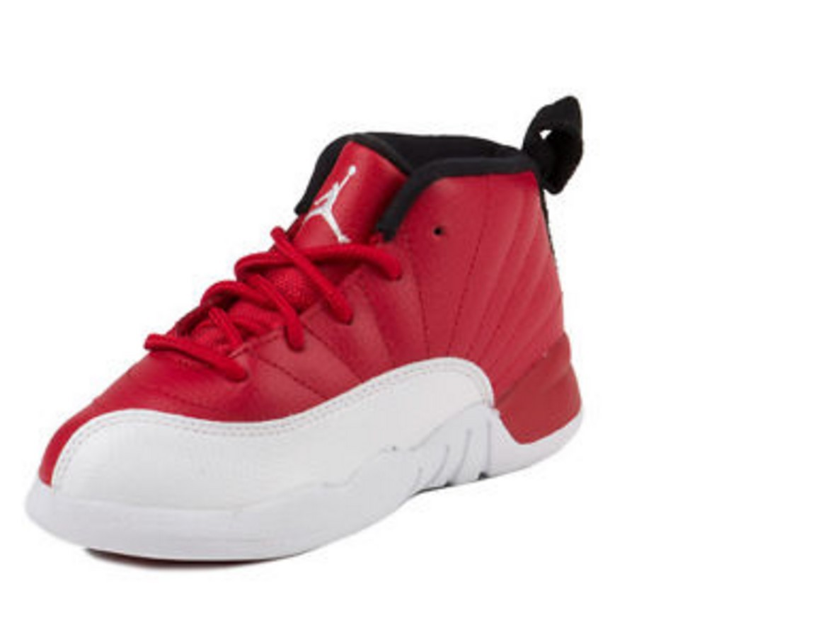 05fd20c18d84 Nike Air Jordan 12 Retro BT Red White Black and 50 similar items