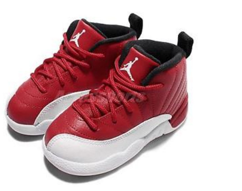 78ad370247f Nike Air Jordan 12 Retro BT Red/White/Black and 50 similar items