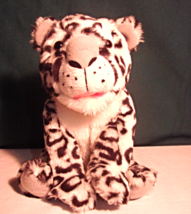 Barbie Endangered Species Care & Cure Plush Snow Leopard-Mattel 2008 - $12.00
