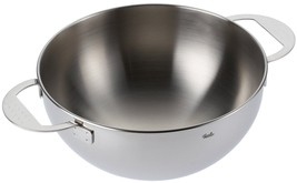 Genuine Fissler Magic Mixing Bowl with Handles 24cm | Stainless Steel | NEW - $61.48