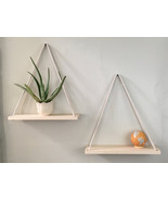 Solid Maple Hanging Planter, Planter, Wall Plan... - $42.00