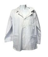 Look around you TV Series BBC Signed White Scientist Lab Coat Size S - $29.69