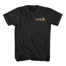 Singapore Airlines Aviation Black  T-Shirt size S-2XL - $17.95+