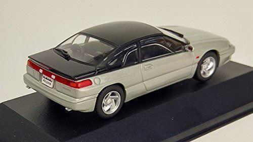 [First43 1/43] Subaru Alcyone SVX 1991 Silver F43-057
