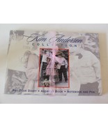 Kim Anderson Collection Any Year Diary Address Book Notebook & Pen NIB - $8.86