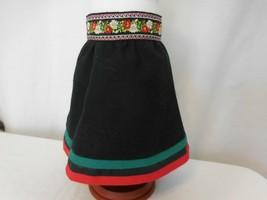 American Girl Doll Kirsten Winter Skirt Historical Pleasant Company Retired 1990 - $30.71
