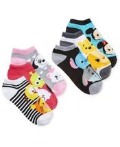 Disney Womens Assorted Tsum Tsum Socks 6 Pack 6 PAIRS - NWT - $9.49