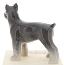 Hagen-Renaker Miniature Ceramic Dog Figurine Schnauzer image 3