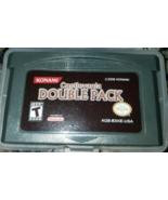 Castlevania Double Pack English Custom Game Boy Advance GBA - $11.50