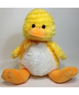 Ty billingham duck buddy plush rare 9 beanie buddies yellow stuffed animal 2006  1  thumbtall