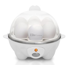 Egg Poacher Electric Egg Cooker with 7 Capacity Boiler Kitchen Automatic - $36.99