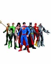 DC Collectibles Justice League 7-Pack Action Figure Box Set - $193.98