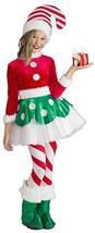 Princess Paradise Sucre D'Orge Elfe Princesse Enfants Costume Noël 4789 - $52.49