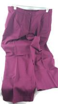 Liz Claiborne Woman Dress Pants French Flat Front Size 20W - $13.85