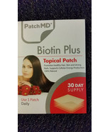 PatchMD Biotin Plus Patch 30-patches Patch-MD BIO - $19.00