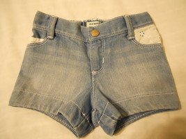 Old Navy Girls Shorts 2T Adjustable Waistband Kids - $13.98