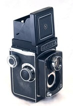 Vintage YASHICA A TLR Film Camera Body Japan  AS IS - $68.40